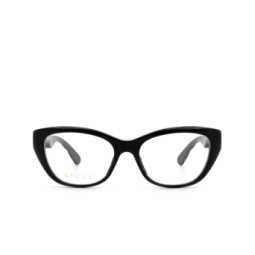 Gucci® Eyeglasses: GG0813O color Black 001.
