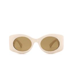 Gucci® Sunglasses: GG0815S color White 002.