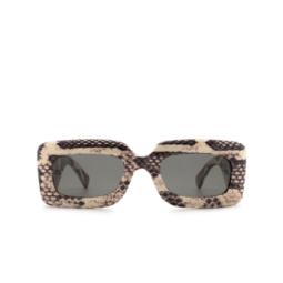 Gucci® Sunglasses: GG0816S color Grey 002.