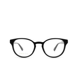 Gucci® Eyeglasses: GG0827O color Black 004.
