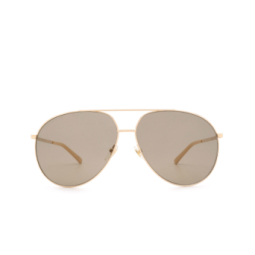 Gucci® Sunglasses: GG0832S color Gold 004.