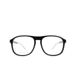 Gucci® Eyeglasses: GG0844O color Black 004.