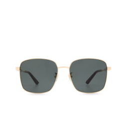 Gucci® Sunglasses: GG0852SK color Gold 001.