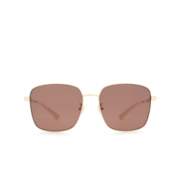 Gucci® Sunglasses: GG0852SK color Gold 004.
