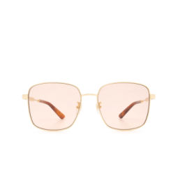 Gucci® Sunglasses: GG0852SK color Gold 005.