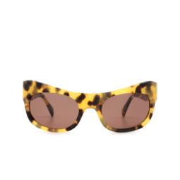 Gucci® Sunglasses: GG0870S color Havana 003.