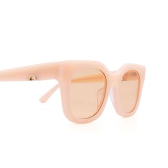 Huma® Square Sunglasses: Blue color Pink 11.