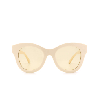 Huma® Butterfly Sunglasses: Cami color Ivory 07.