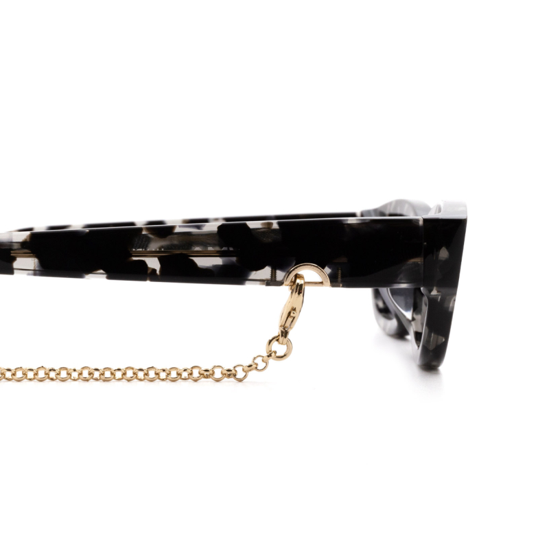 Huma® Accessories: Earring Perals Clip Hair color Gold E31.