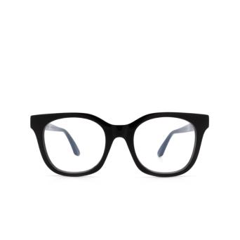 Huma® Square Eyeglasses: Liz color Black 06V.