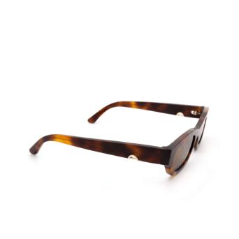 Huma® Rectangle Sunglasses: Tojo color Havana 00.