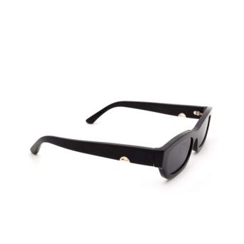 Huma® Rectangle Sunglasses: Tojo color Black 06.