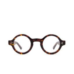 Lesca® Eyeglasses: Burt color Havana 424.