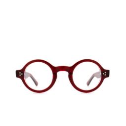 Lesca® Eyeglasses: Burt color Rouge A4.