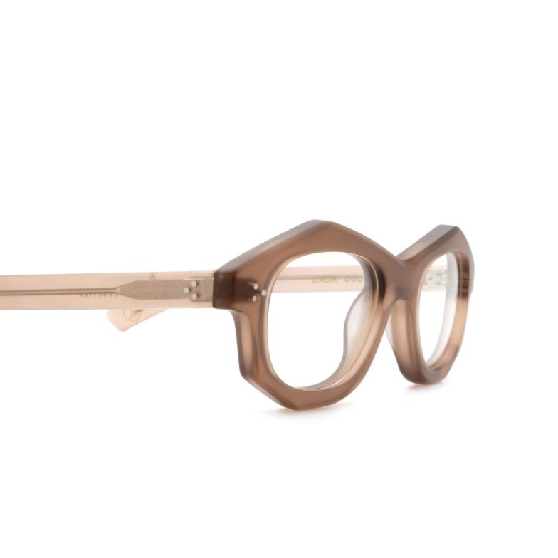 Lesca® Irregular Eyeglasses: Dada color Chair Matt 2.