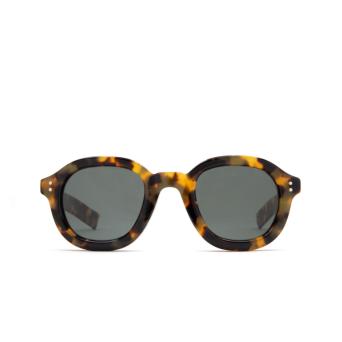 Lesca® Square Sunglasses: Largo color Light Tortoise 228.