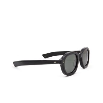 Lesca® Square Sunglasses: Largo color Black 5.