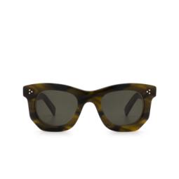 Lesca® Sunglasses: Ogre Sun color Khaki.