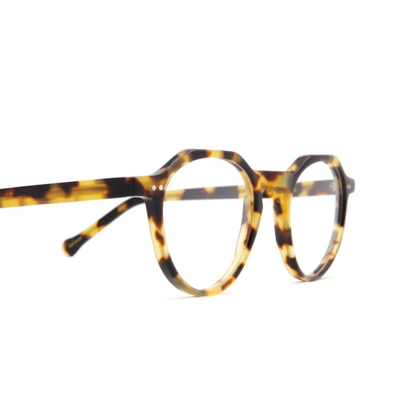 Lesca® Irregular Eyeglasses: P2 color Light Tortoise 228.