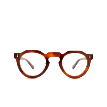 Lesca® Irregular Eyeglasses: Pica color Écaille Clair 053.