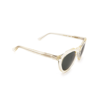 Lesca® Irregular Sunglasses: Picas color Champagne 186.