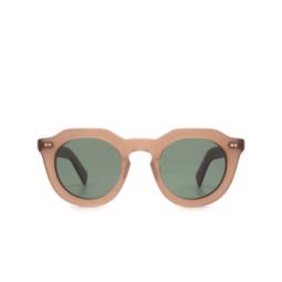 Lesca® Sunglasses: Toro color Cognac Matt 2.