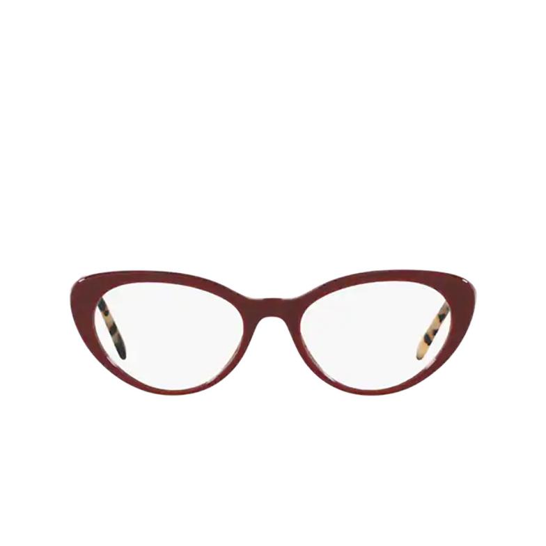 Miu Miu® Cat-eye Eyeglasses: MU 05RV color Bordeaux USH1O1.