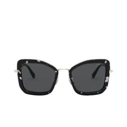 Miu Miu® Sunglasses: MU 55VS color Havana Black White PC75S0.