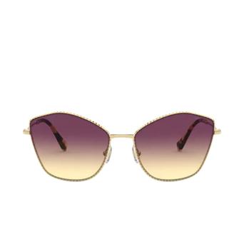 Miu Miu® Irregular Sunglasses: MU 60VS color Gold 5AK09B.