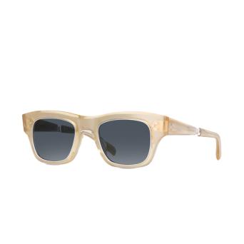 Mr. Leight® Square Sunglasses: Go S color Smt-plt/ocnglss.