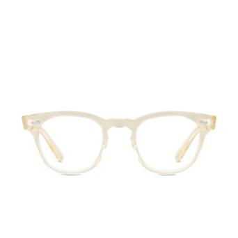 Mr. Leight® Square Eyeglasses: Hanalei C color Artcry-plt.