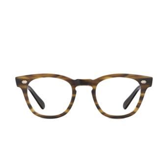 Mr. Leight® Square Eyeglasses: Hanalei C color Mdrftwd-atg.