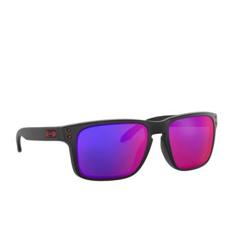 Oakley® Square Sunglasses: Holbrook OO9102 color Matte Black 910236.