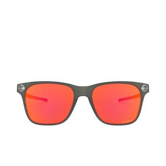 Oakley® Square Sunglasses: Apparition OO9451 color Satin Black Ink 945103.