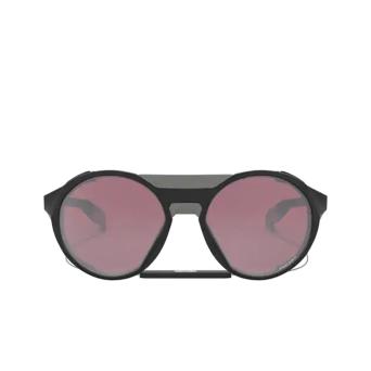Oakley® Round Sunglasses: Clifden OO9440 color Matte Black 944001.