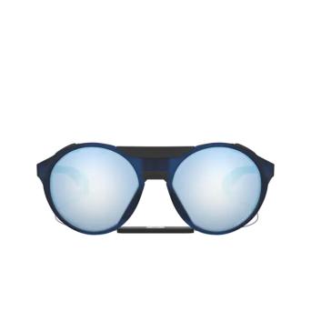Oakley® Round Sunglasses: Clifden OO9440 color Matte Trans Blue 944005.