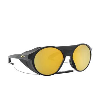 Oakley® Round Sunglasses: Clifden OO9440 color Matte Black 944007.