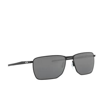 Oakley® Rectangle Sunglasses: Ejector OO4142 color Satin Black 414201.