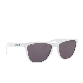 Oakley® Square Sunglasses: Frogskins 35th OO9444 color Polished White 944401.