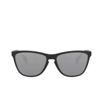 Oakley® Square Sunglasses: Frogskins 35th OO9444 color Matte Black 944402.