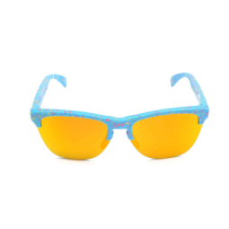 Oakley® Round Sunglasses: Frogskins Lite OO9374 color 937414.