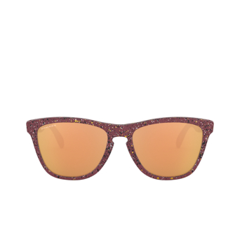 Oakley® Square Sunglasses: Frogskins Mix OO9428 color Splatter Vampirella 942810.