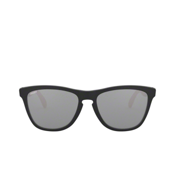 Oakley® Square Sunglasses: Frogskins Mix OO9428 color Matte Black Ink 942811.