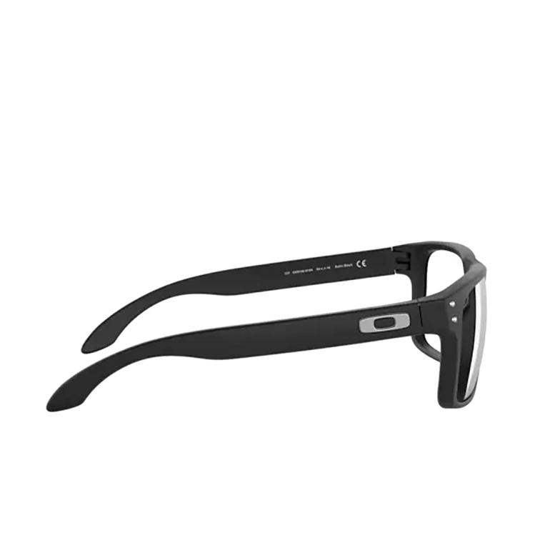 Oakley® Square Eyeglasses: Holbrook Rx OX8156 color Satin Black 815601.