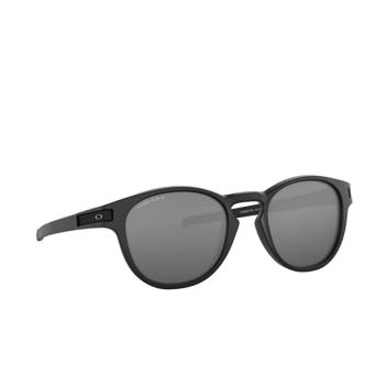 Oakley® Round Sunglasses: Latch OO9265 color Matte Black 926527.