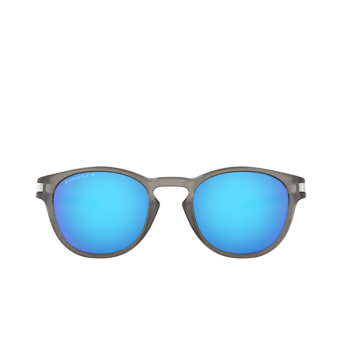Oakley® Round Sunglasses: Latch OO9265 color Matte Grey Ink 926532.