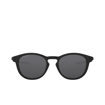 Oakley® Round Sunglasses: Pitchman R OO9439 color Satin Black 943911.