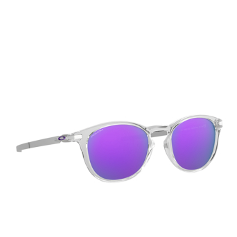 Oakley® Round Sunglasses: Pitchman R OO9439 color Polished Clear 943912.