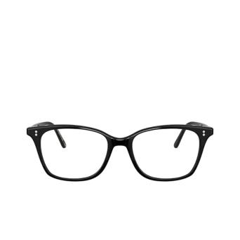 Oliver Peoples® Rectangle Eyeglasses: Addilyn OV5438U color Black 1005.