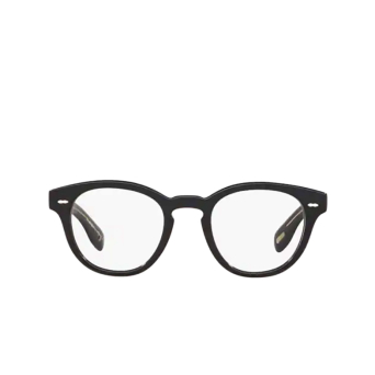 Oliver Peoples® Round Eyeglasses: Cary Grant OV5413U color Black 1492.